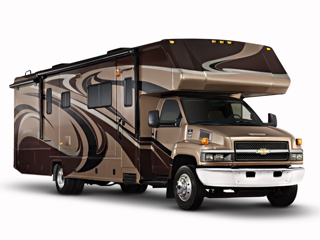 RV Detailing Supplies