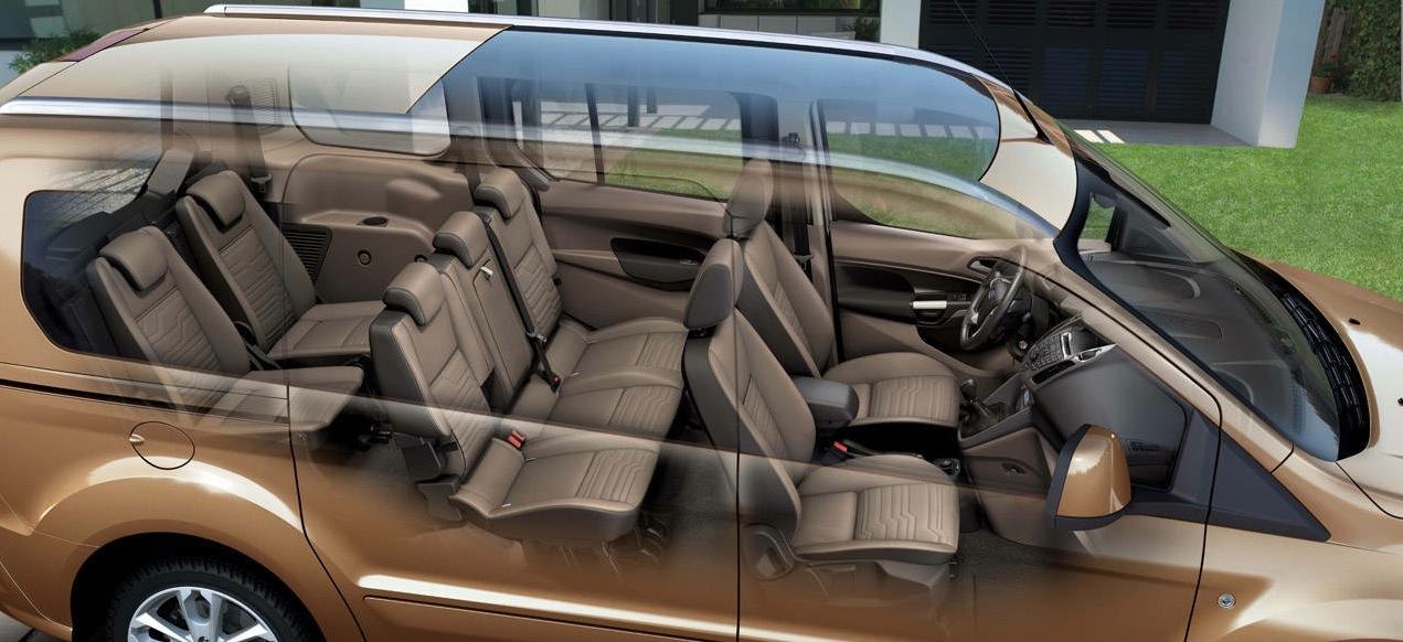 Detailing Interior Mobil