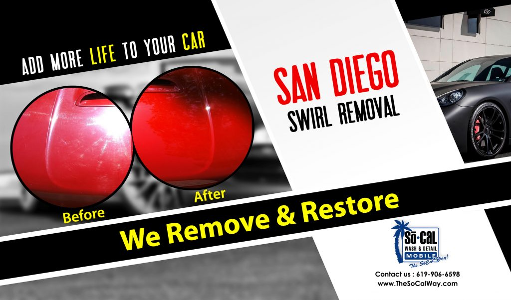 Swirl Removal in San Diego