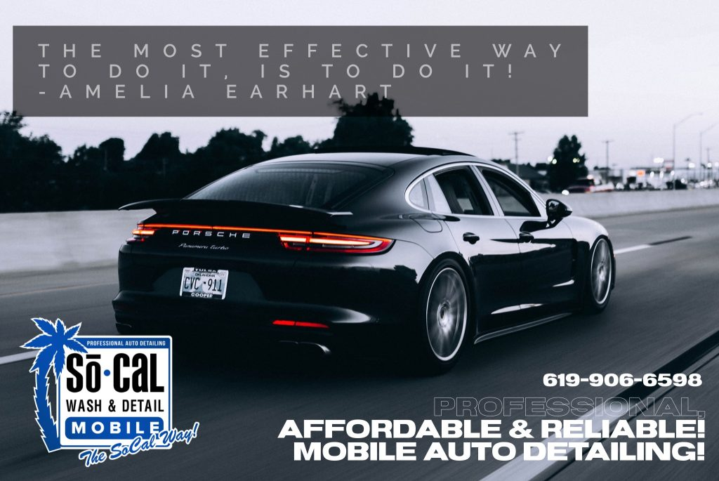 San Diego Mobile Car Detailing