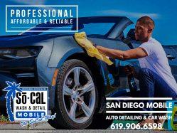 San Diego Mobile Car Detail