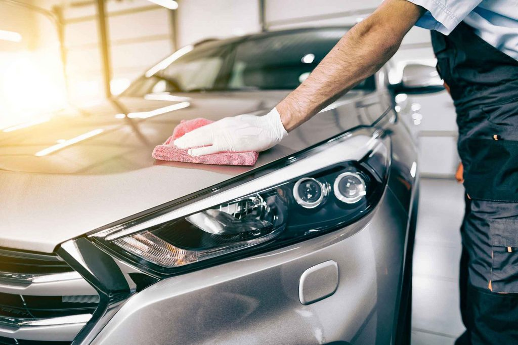 Professional Auto Detailing in San Diego